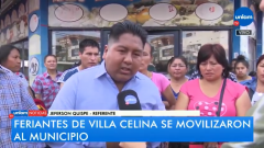 Feriantes Villa Celina
