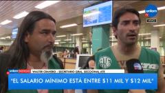 Empleados toman Municipalidad de Moreno