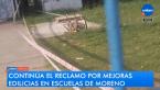 Reclamo en Moreno