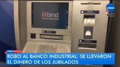 Asalto Banco Industrial
