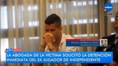 Ex jugador de Independiente